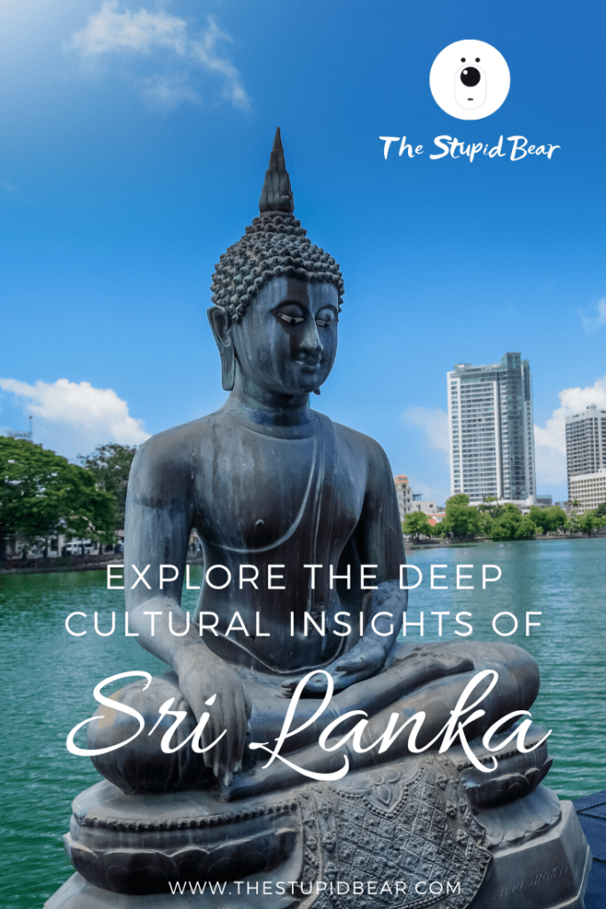 Sri Lanka travel itinerary