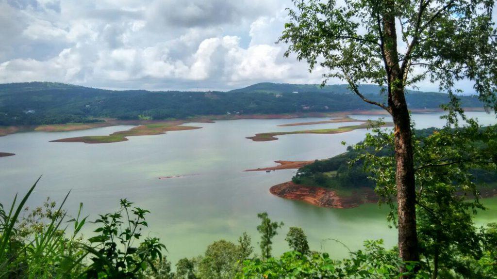 Umiam Lake near Shillong, Meghalaya
