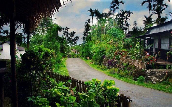 Mawlynnnong, Meghalaya