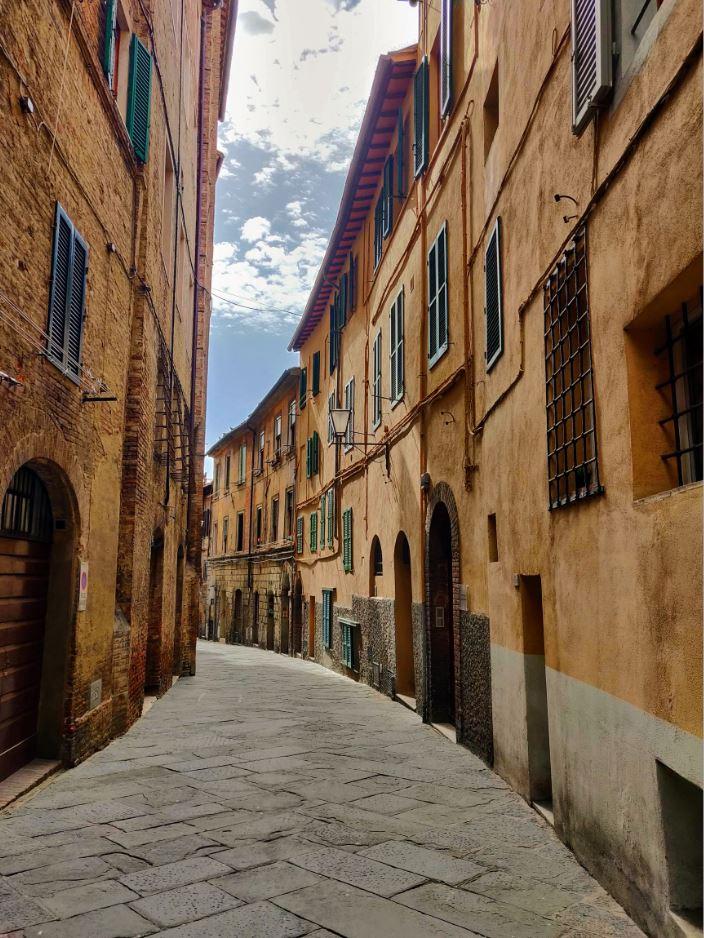 Alleys of Siena