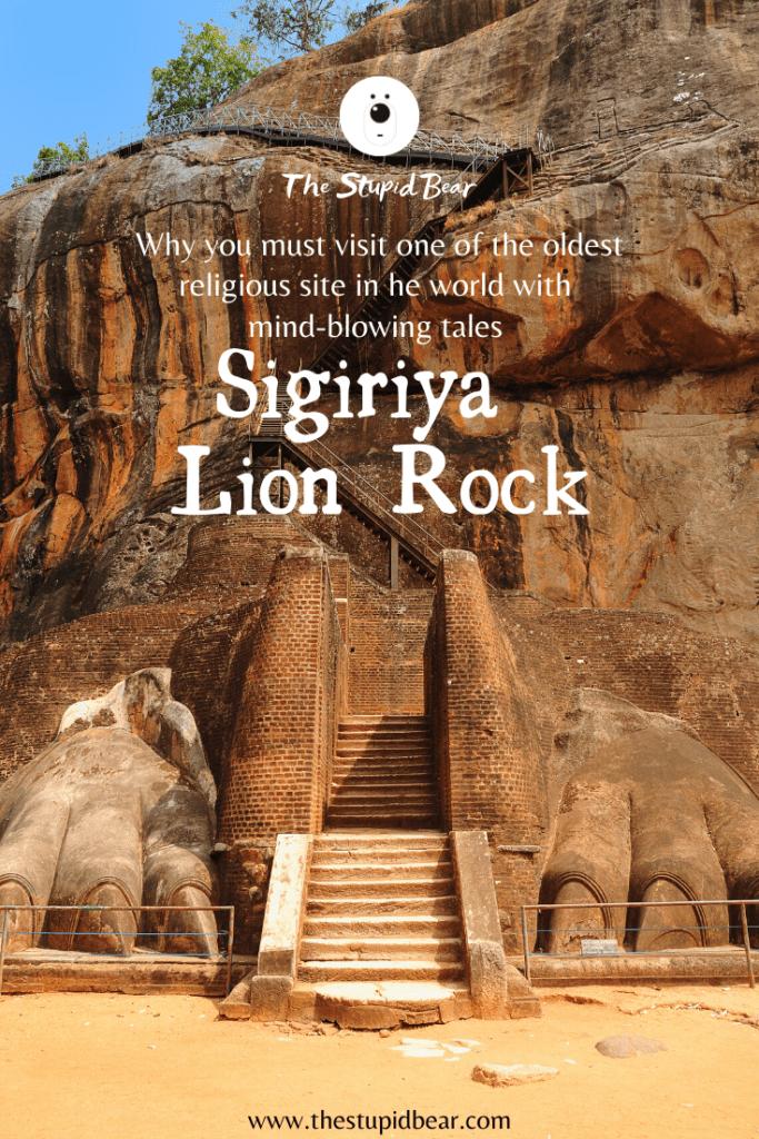 sigiriya lion rock and Dambulla, Sri Lanka