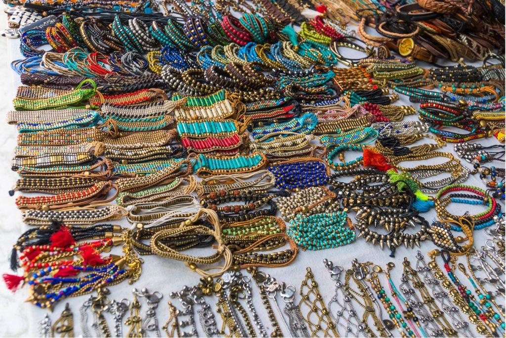 Flee Market in Gokarna