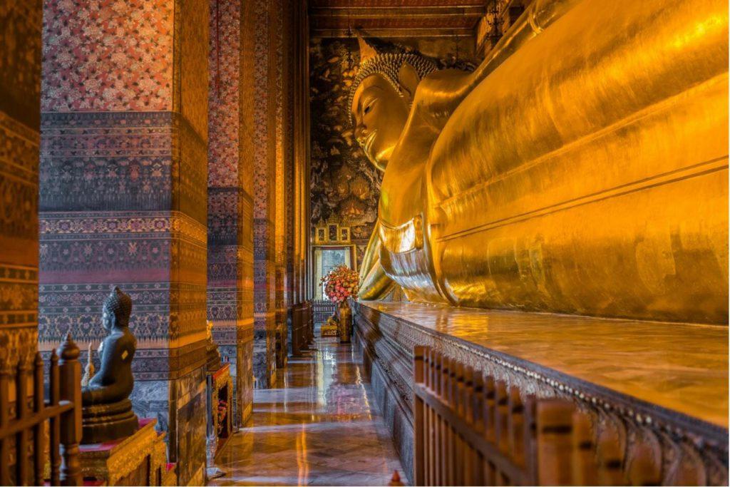 Wat Pho, Bangkok tourist attractions