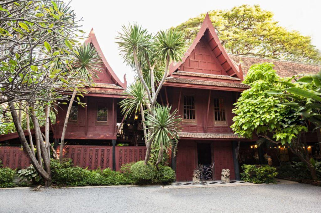 Jim Thompson house Bangkok tourist attractions