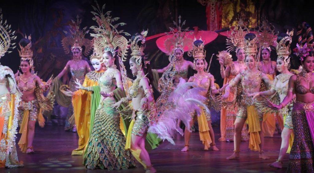 Siam Niramit show in Bangkok