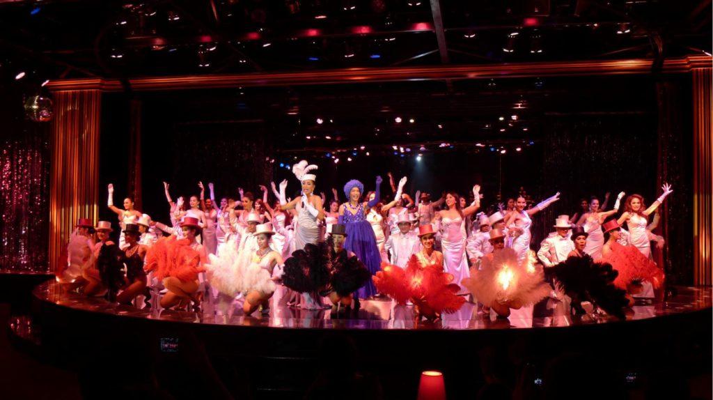 Calypso Cabaret in Asiatique