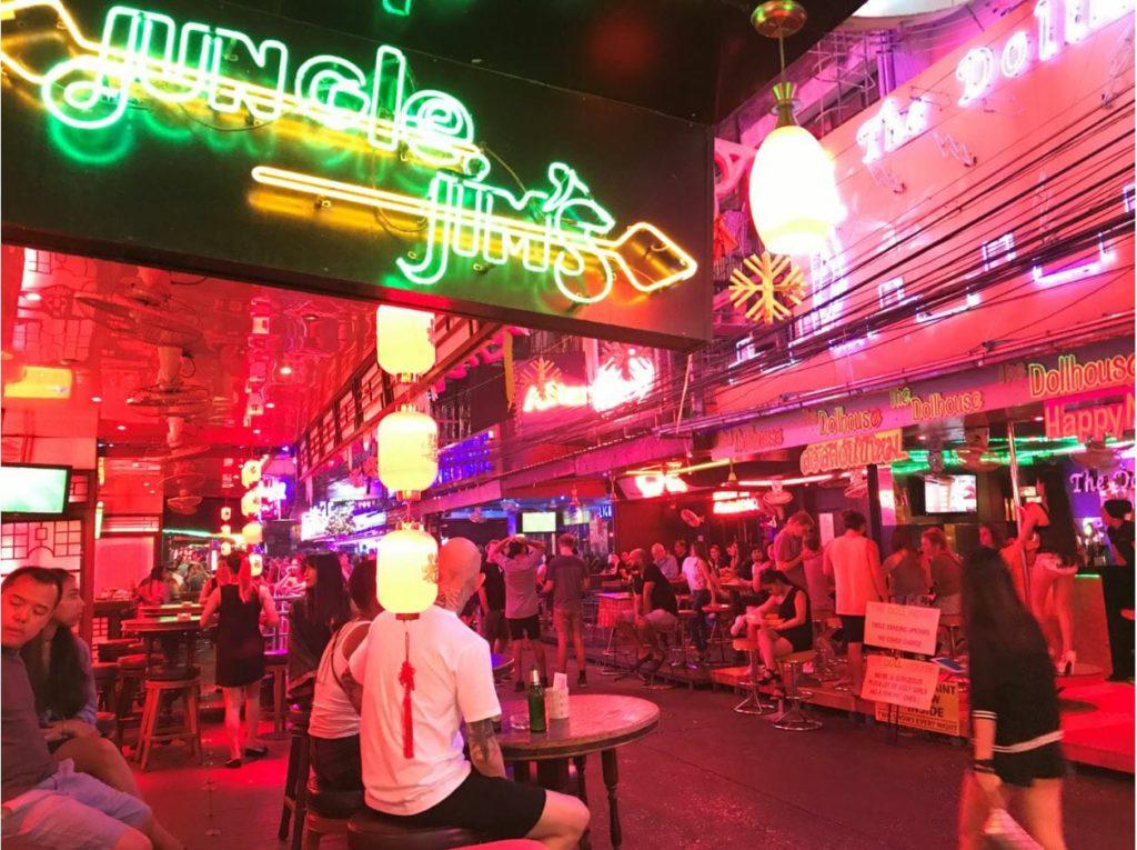 Soi Cowboy, Bangkok tourist attractions