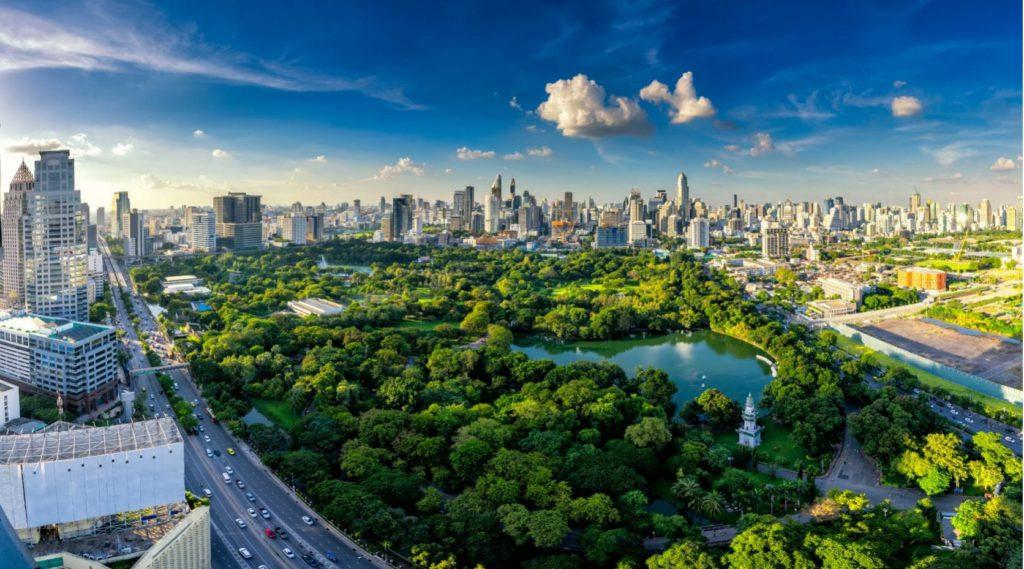 Lumphini Park, Bangkok tourist attractions