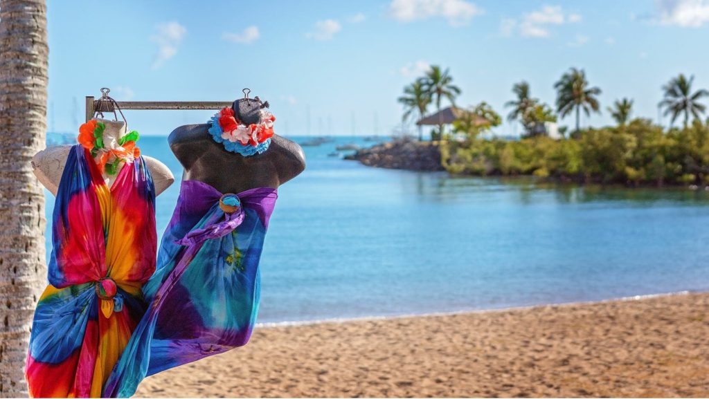 Sarong and scarfs, what do you need to pack for south east asia