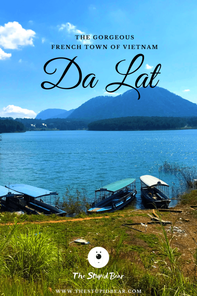 Places to see in Da Lat