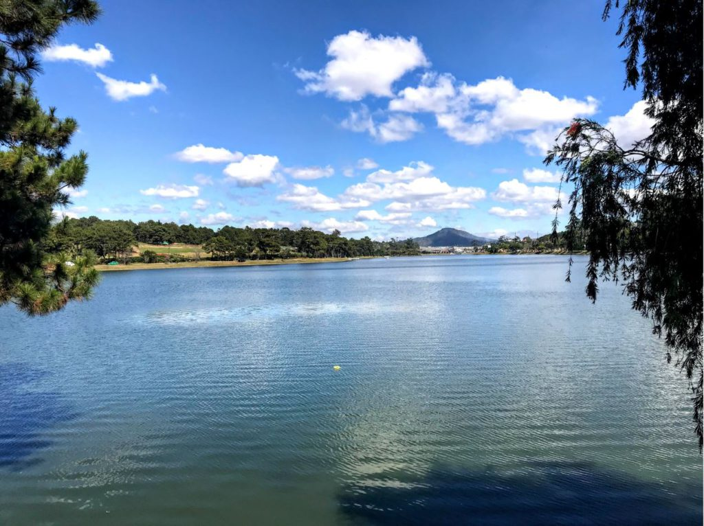 Xuan Huong Lake, Places to see in Da Lat