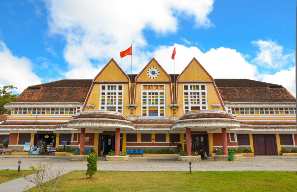 Da Lat Railway Station, Places to see in Da Lat