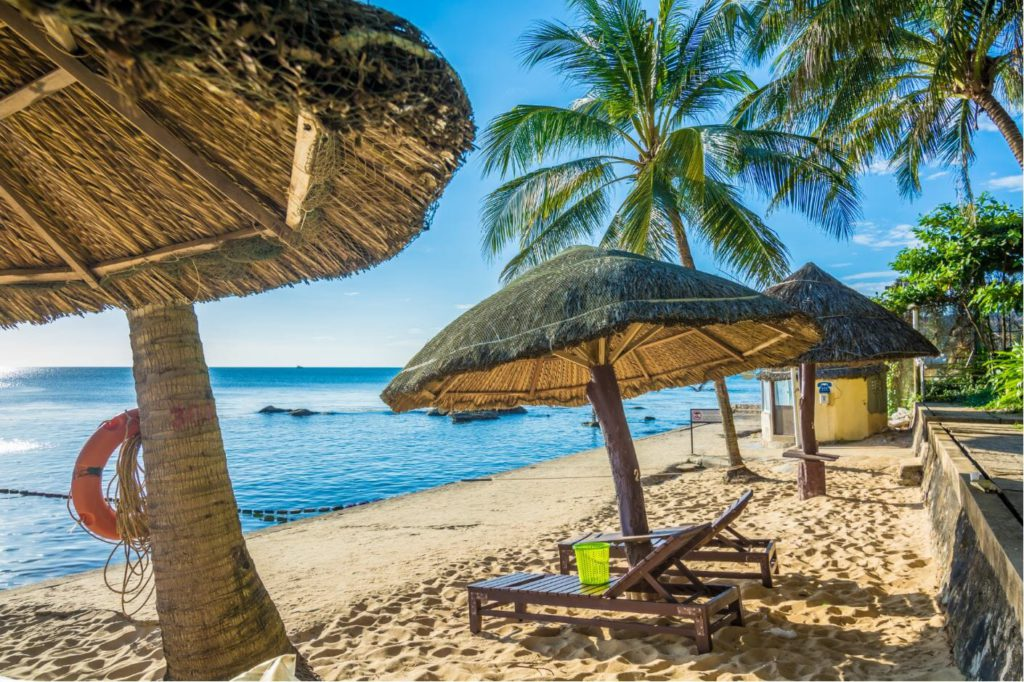 The island of Phu Quoc