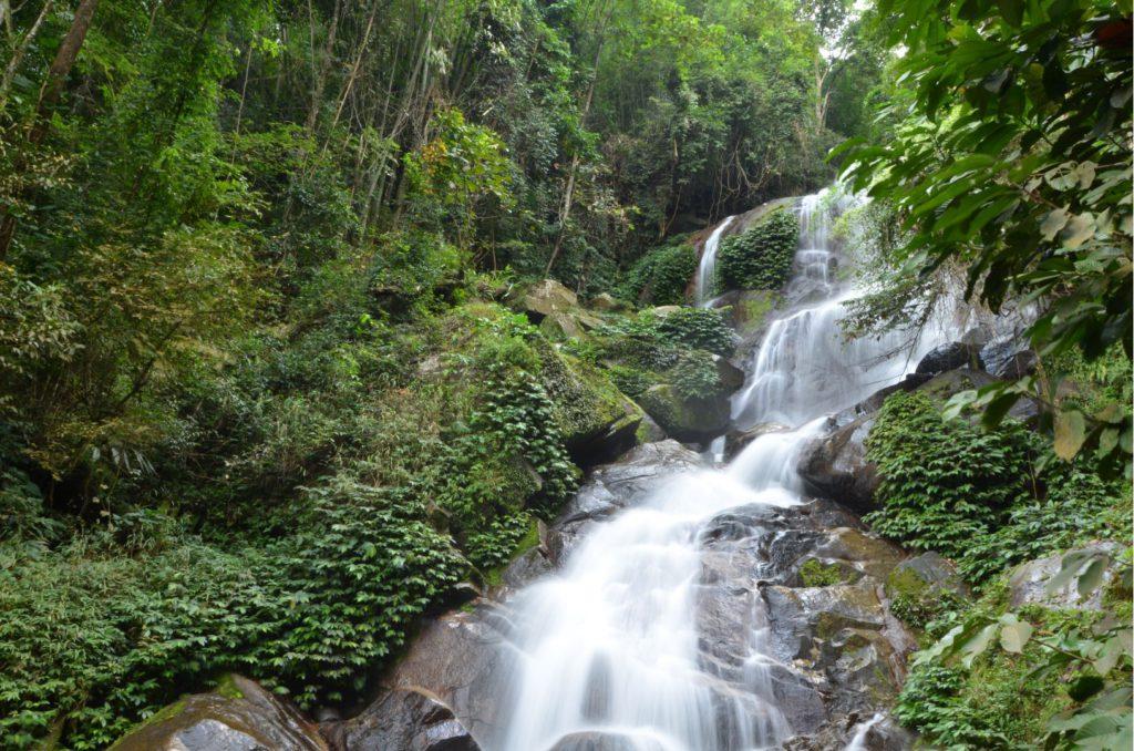 Huay Kaew Waterfalls, Chiang Mai