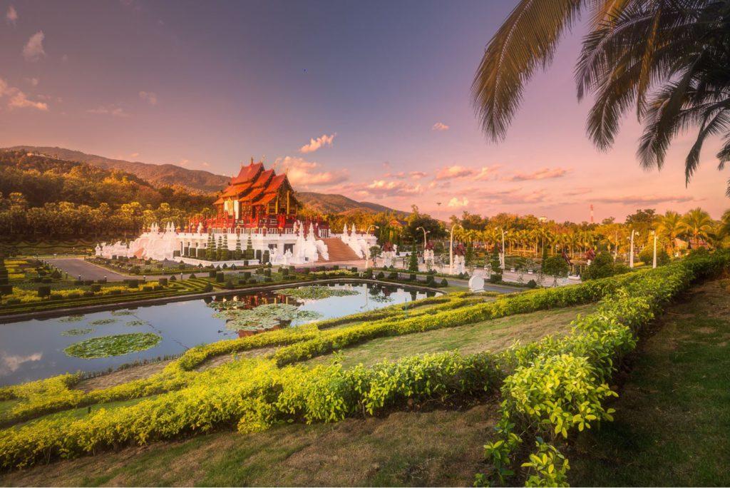 Royal Park Rajapurek, Chiang Mai