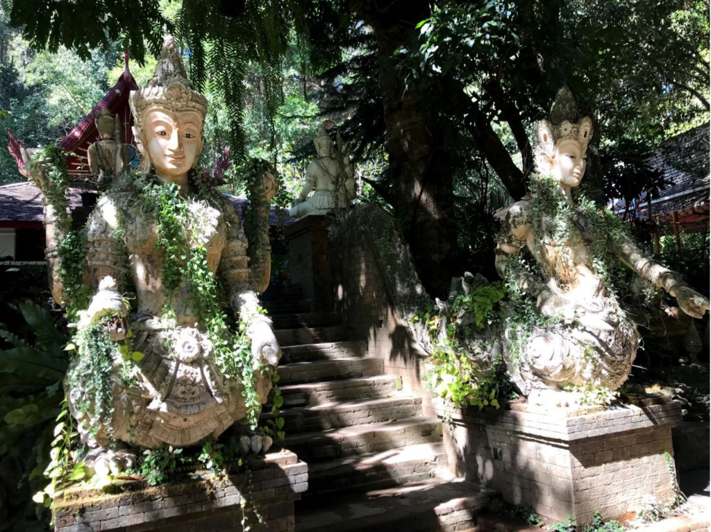 Wat Pha Lat, Doi Suthep