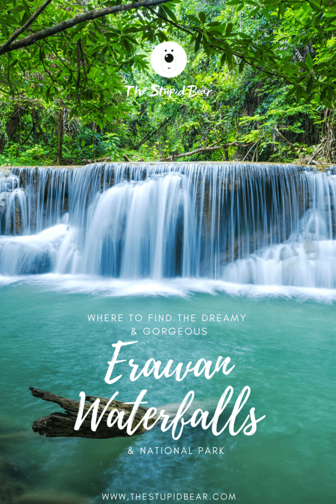 Erawan Waterfall and national park