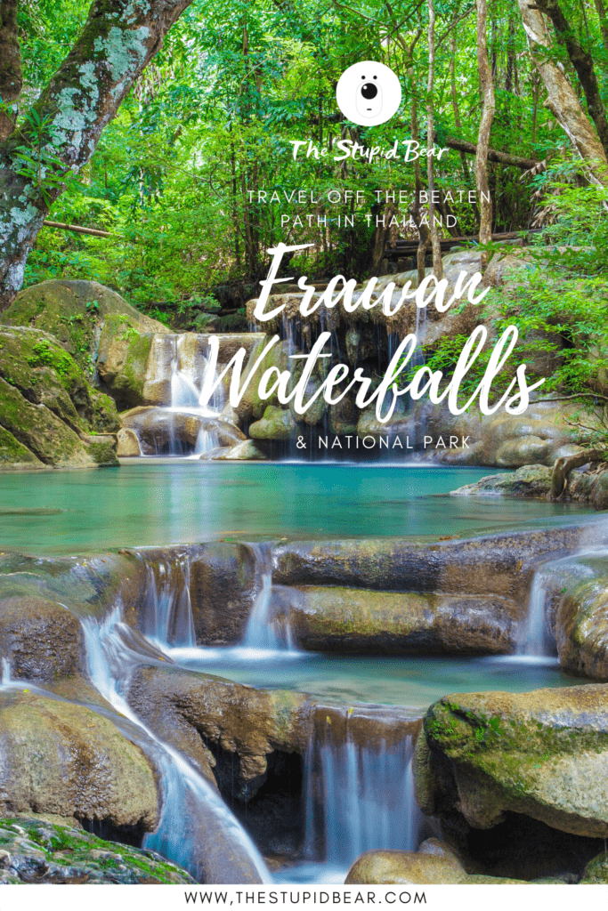 How to reach Erawan waterfalls and national park