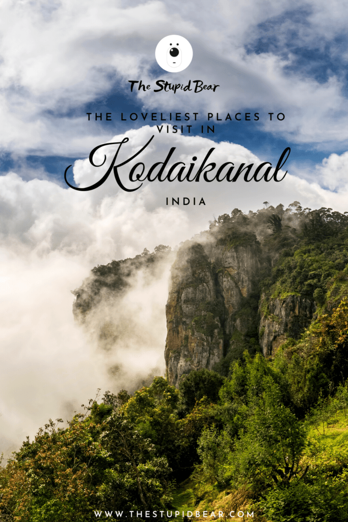 Things to do in Kodaikanal, India