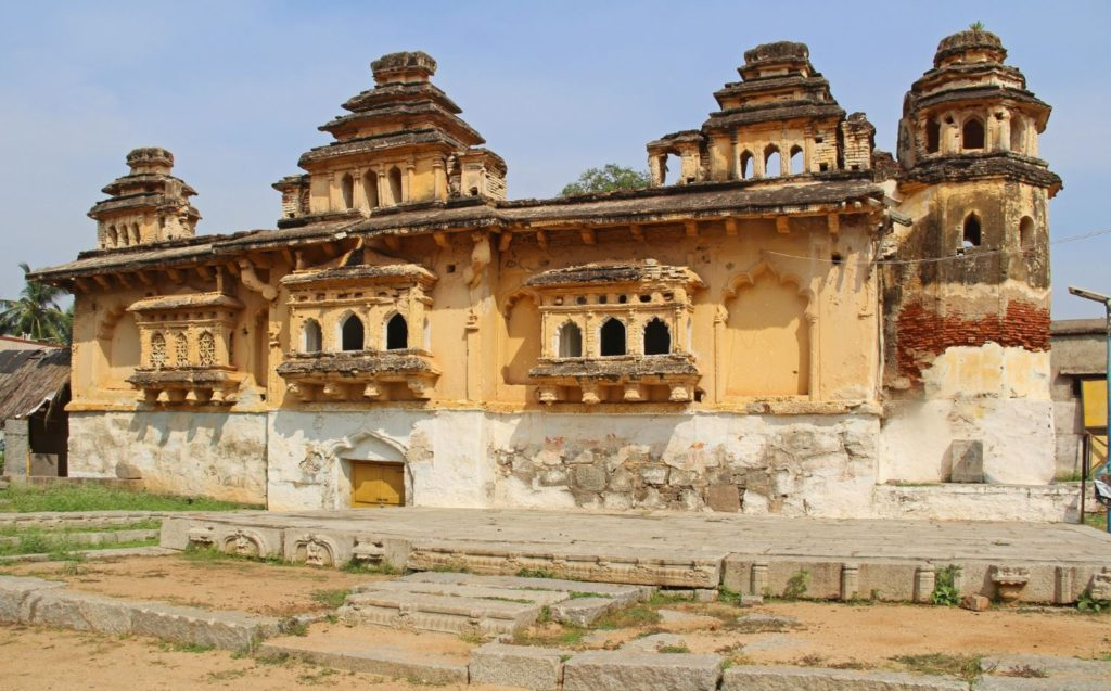 Gagan Mahal, Anegondi near Hampi