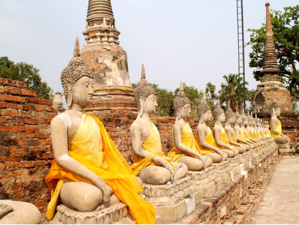 Historical Park at Ayutthaya