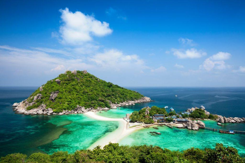 Koh Tao Island in Thailand