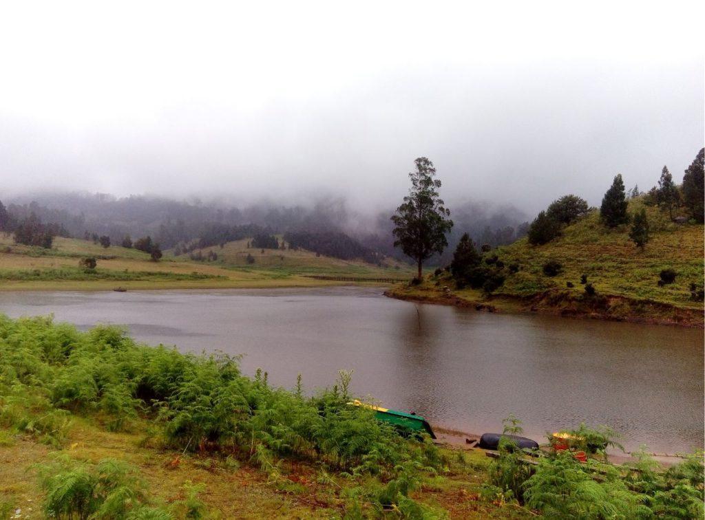 Mannavanur Lake, Mannavanur