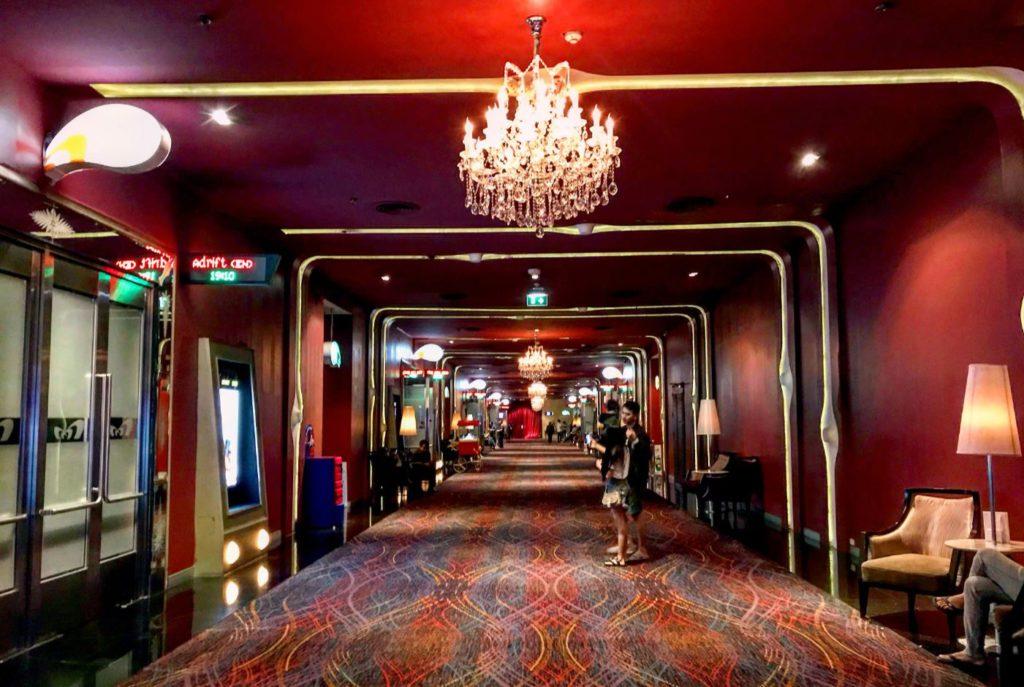Movie Theatre in Bangkok