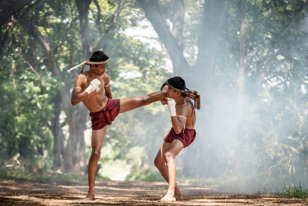 Muay Thai, Traditional Martial Art in Thailand