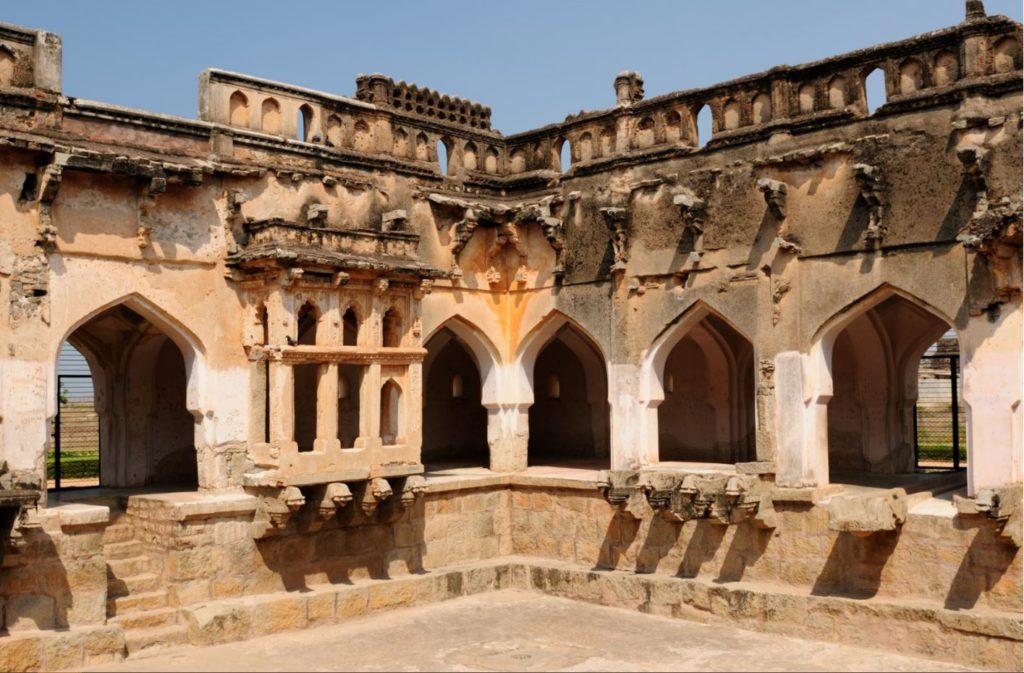 Ruins of Queen's Bath