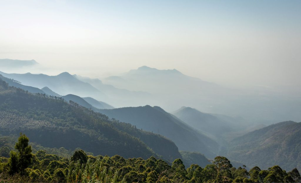 View in Kodaikanal