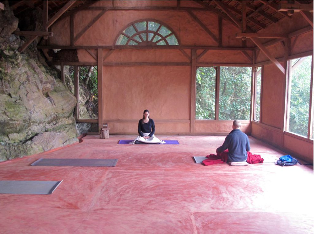 Yoga Classes in Karuna Farms