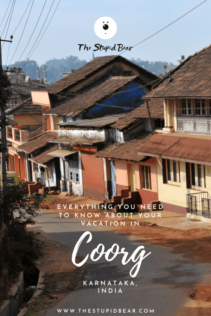 Things to do in Coorg, India