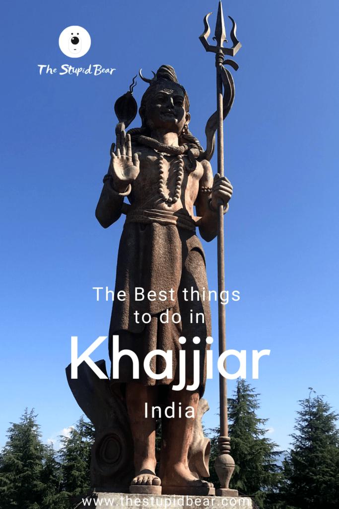 Things to do in Khajjiar, India