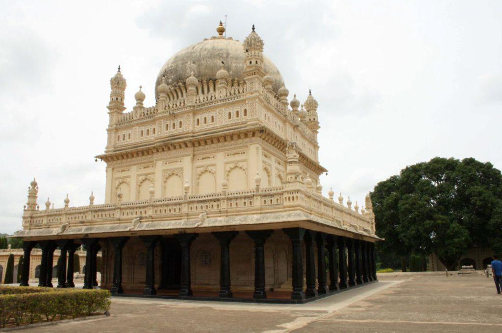 Gumbaz with Tipu Sultan's Mausoleum
