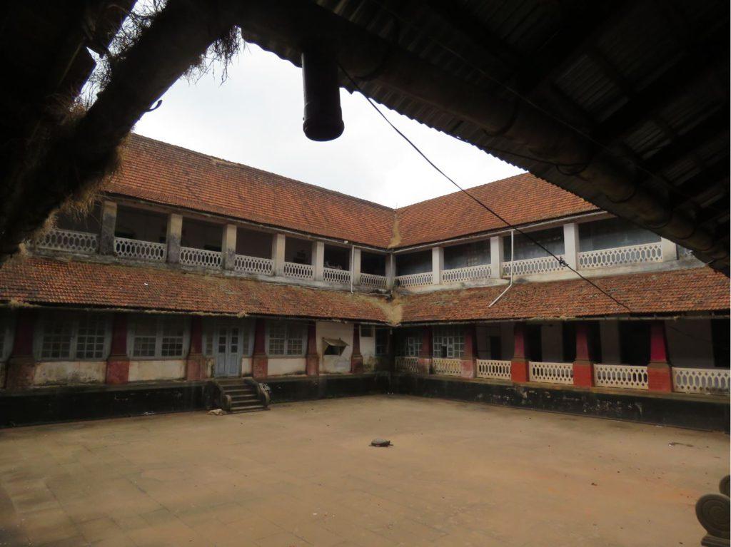 Inside Madikeri Fort
