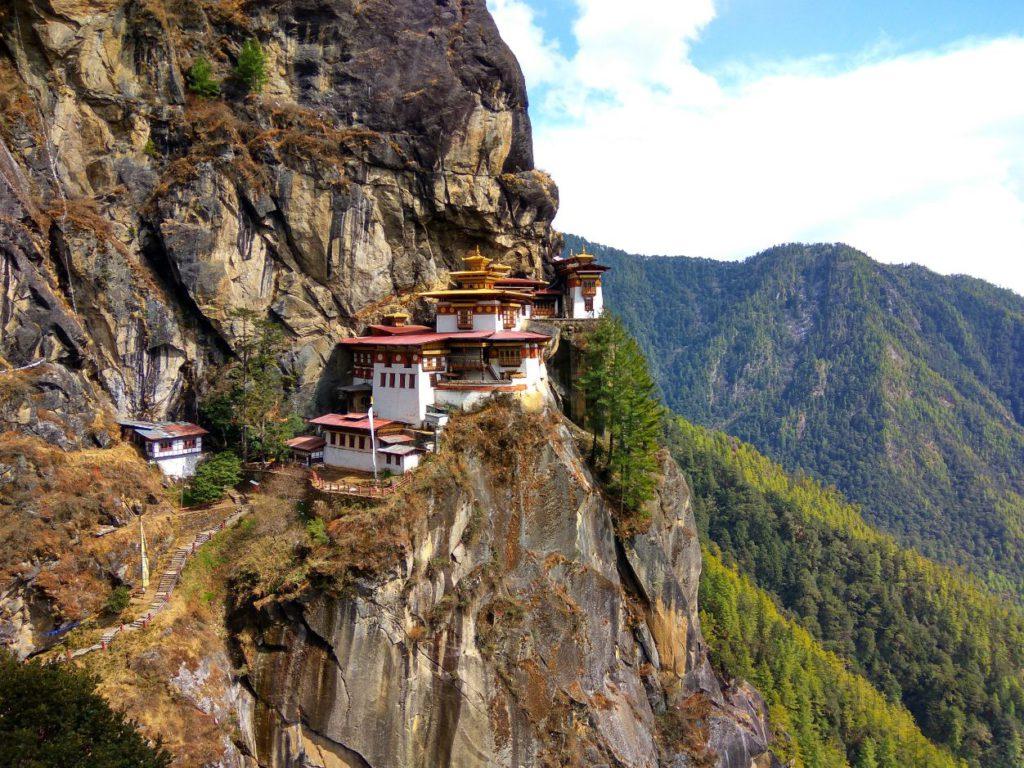 Taksang monastery, Paro