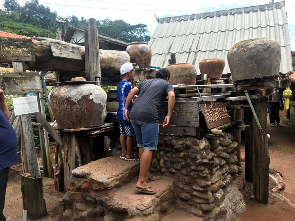 Ancient Salt Mines now as a tourist attraction