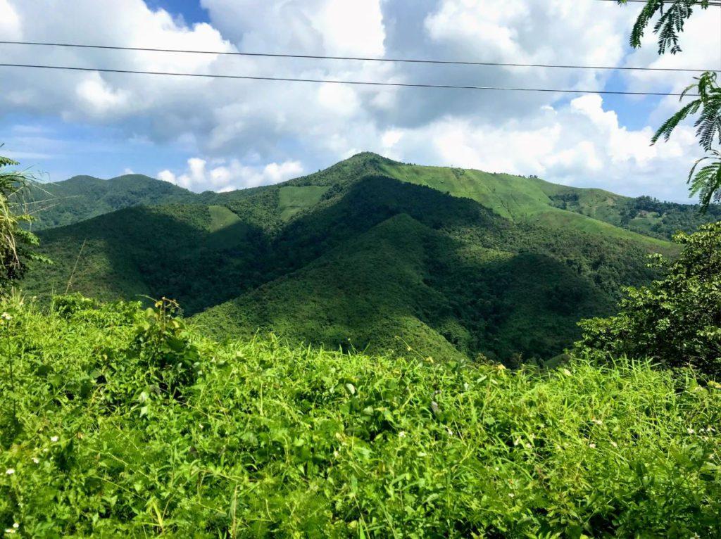 Landscapes from Doi Phu Kha