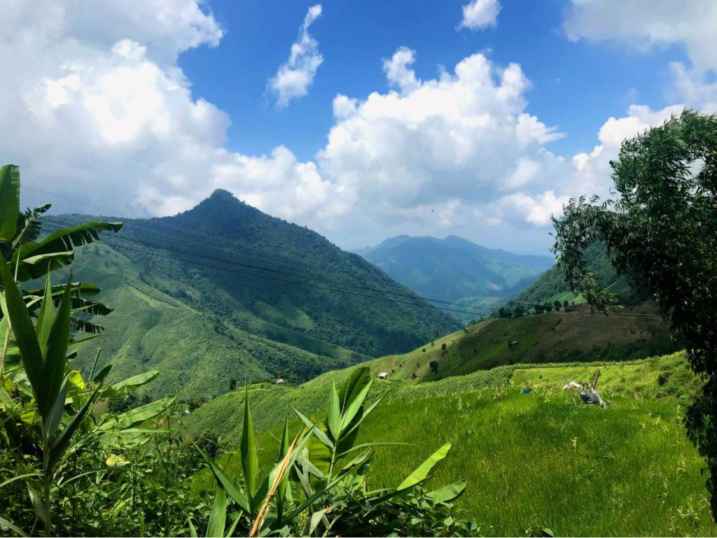 Landscapes in Nan