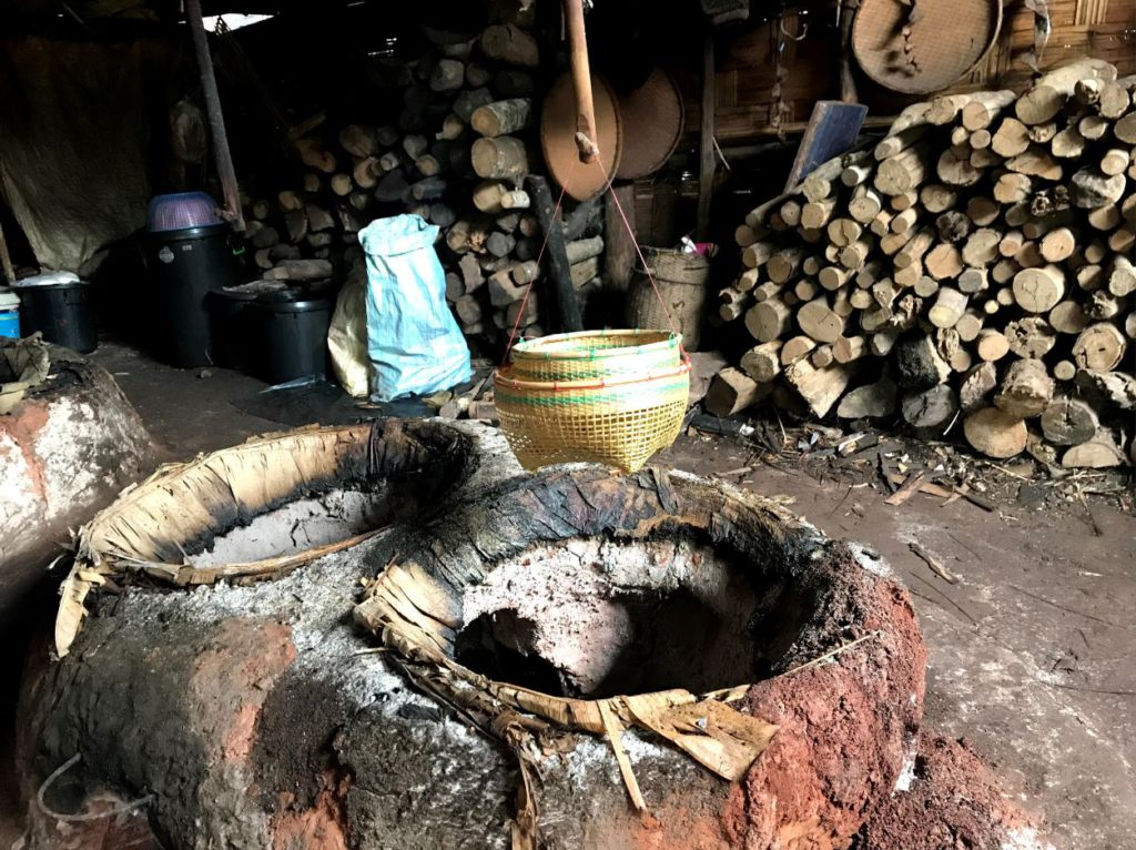 Traditional ways of extracting Salt