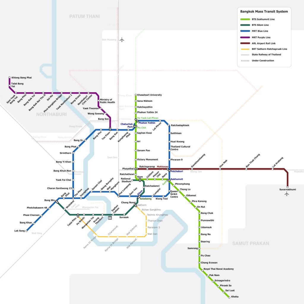 Bangkok Rapid Transport System