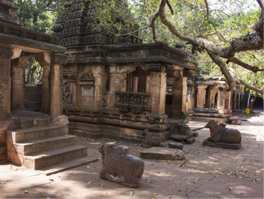Chikkal Mahakuteshwara Temple Badami
