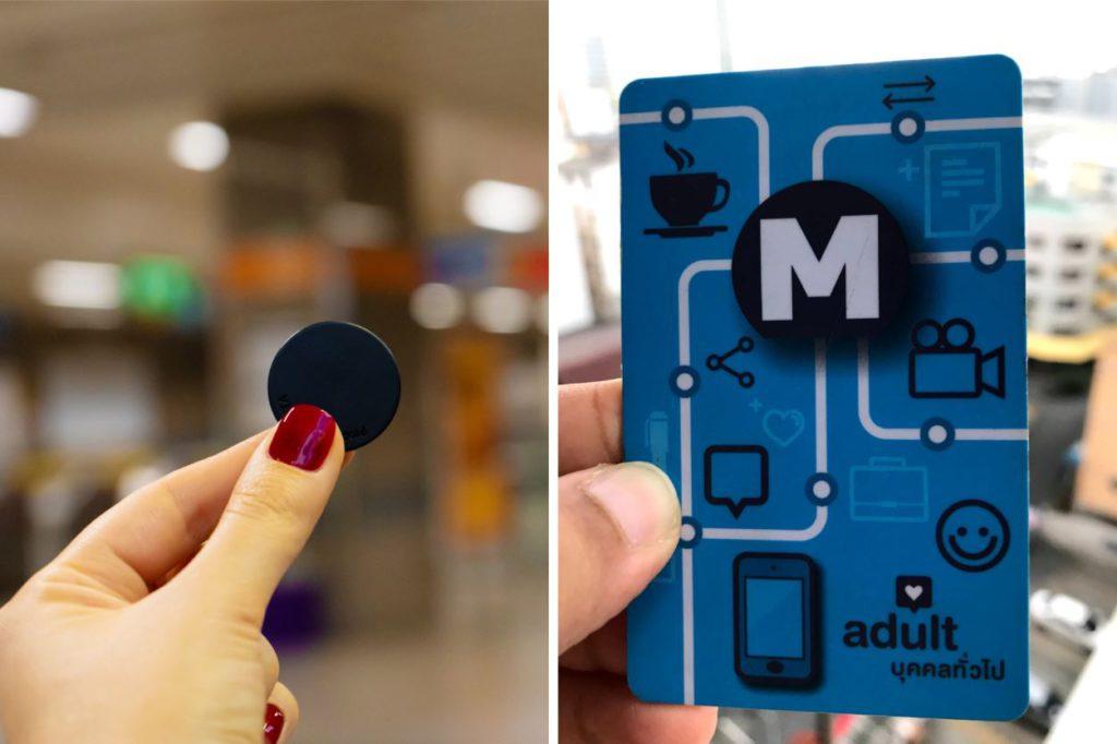 MRT Token and card