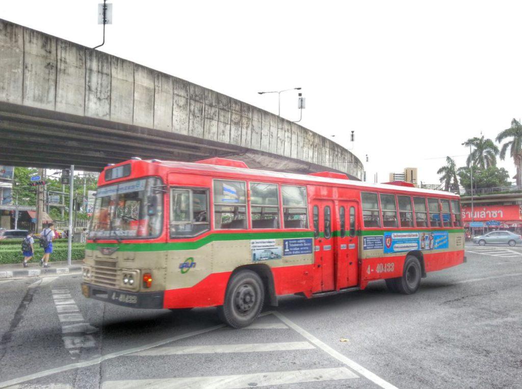 Non AC Bus, Bangkok