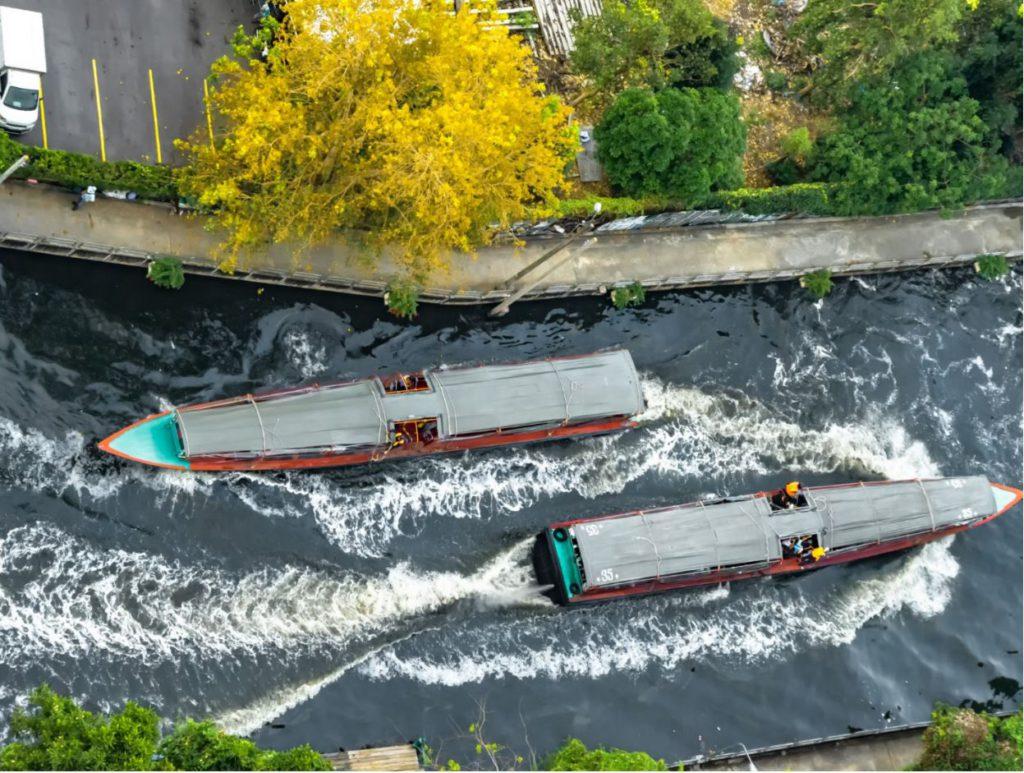 Waterways in Bangkok, how to travel inside Bangkok