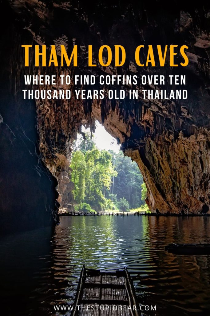 All about visiting Tham Lod Caves in Thailand