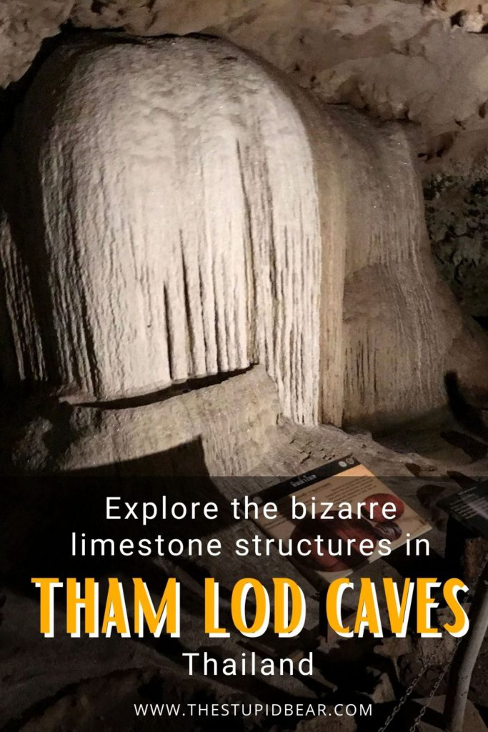 How to reach Tham Lod Caves from Pai in Thailand