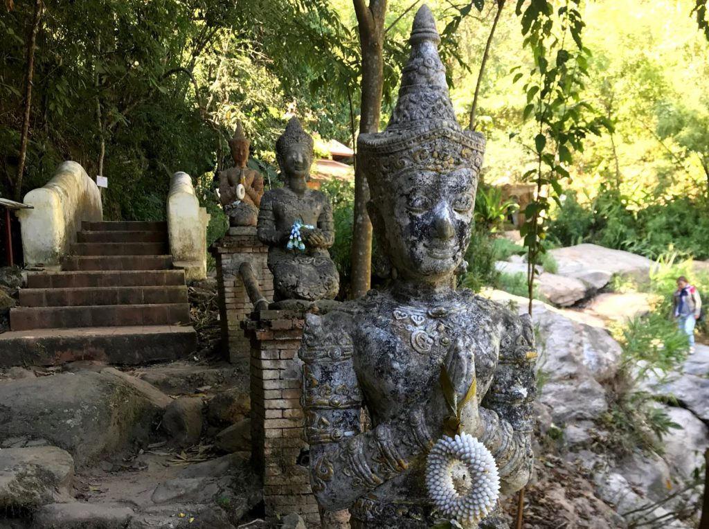Monk's trail in Chiang Mai