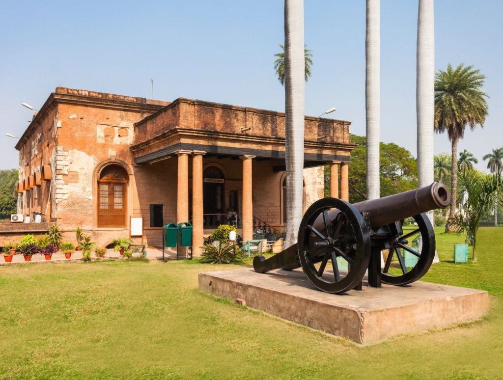 British Residency, Lucknow